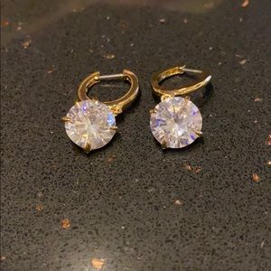 NWOT Kate Spade Sparkly Earrings